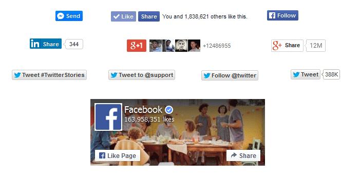 ورود با شبکه های اجتماعی با کمک افزودنی پرمیوم upme