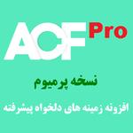 افزونه Advanced Custom Fields Pro