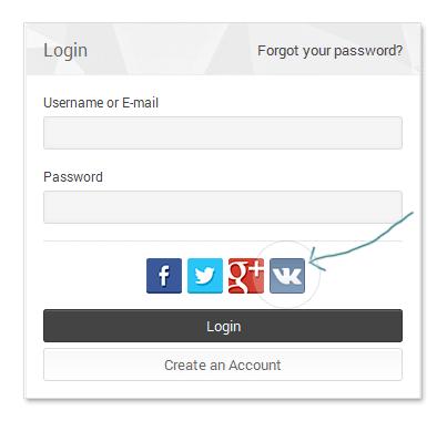 افزودنی اتصال به شبکه اجتماعی پرطرفدار روسیهVK.com Social Connect for UserPro