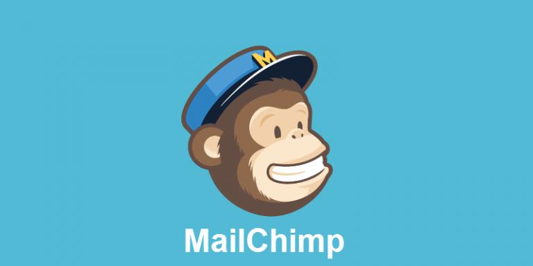 افزودنی MailChimp