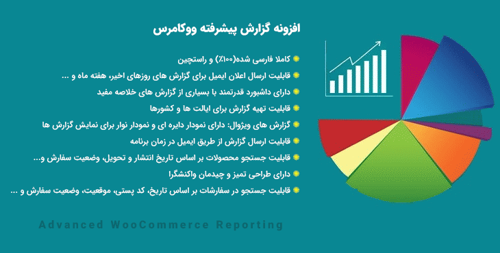 افزونه Advanced WooCommerce Reporting